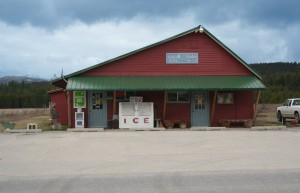 Hoodoo cafe and vay mart
