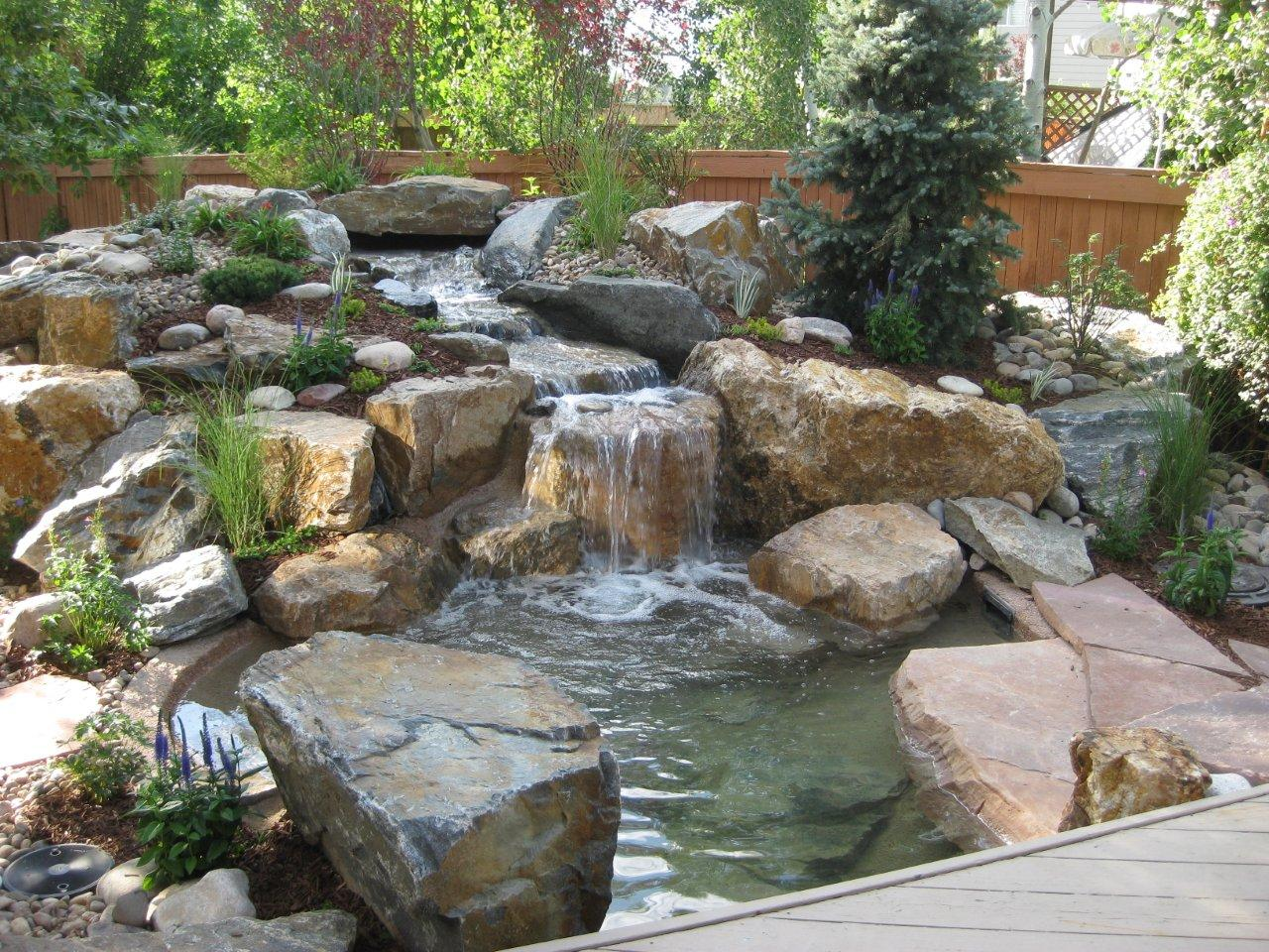 Why use landscaping stones for Local pond stores