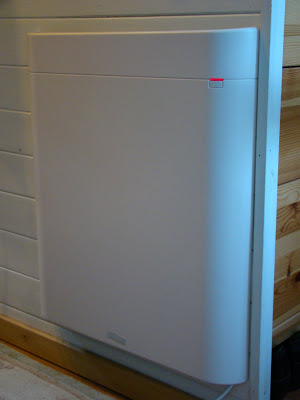 The appraiser wants a heater in every room. Envi Heat saves the day!